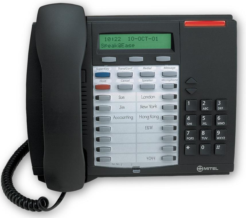 Mitel Superset 4025 Digital Phone (9132-025-200) (Refurbished)
