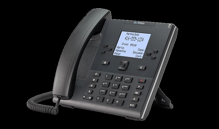 Mitel 6392 Two Line Analog Phone (New)